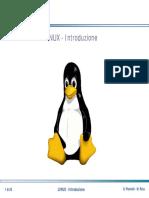 Linux Introduzione