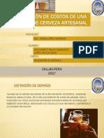 Cerveza Artesanal Final