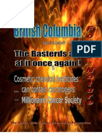 Force of Nature -- Canadian Cancer Society -- 2009 12 28 -- BC Prohibition -- Alternatives -- Horrendous Cost -- MODIFIED -- PDF
