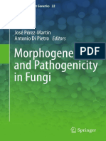 Morphogenesis and Pathogenicity in Fungi