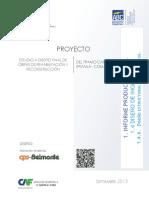 1.4.6 Diseño Estructural de Pavimentos