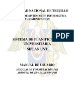 Manual de Usuario SIPLAN