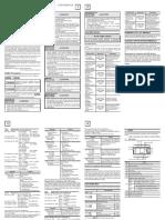 FX3G HardwareManual JY997D46001-D