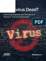 Is Antivirus Dead Malwarebytes