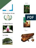 Simbolos Patrios de Centro America