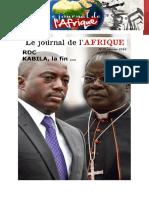 Journal de l'Afrique n°39
