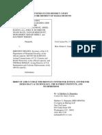 Alasaad v. Nielsen - Amicus Brief