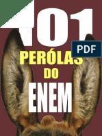 101 Perolas Do ENEM - Fernando Braganca