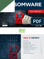 2017 Linkedin Ransomware Report