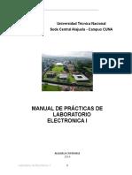 Manual Electronica i