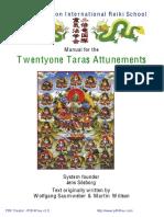 LW 21 Taras Attunements