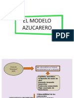 7º Clase TEORICA El Modelo Azucarero