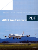 151465018 Instructor Support Airbus a340