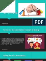 Modelos de Dicisión de Compra