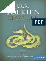 Beowulf Traduccion y Comentario - J R R Tolkien