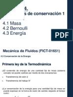 Ecuaciones Conservación 1