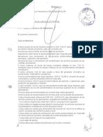 Ducto de Barras 13.8 KV