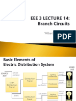 Lec 14 - Branch Circuits
