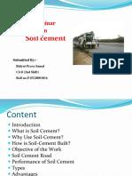 000000 Civil Soil Cement Ppt