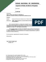 CARTA N° XXX - 2017 DECANO INGRESO PERSONAL.docx