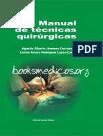 Manual de tecnicas quirurgicas.pdf