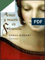 Dunant Sarah - Amor y muerte en Florencia.epub
