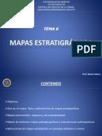 Mapas Estratigráficos TEMA 6 (II-2016)