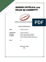 Trabajo Monografico de Normas Juridicas Thalia