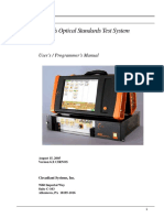 OST user manual