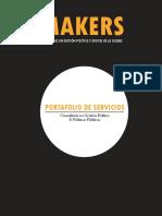 Makers Portafolio de Servicios