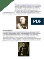 Presidentes de Guatemala Este Si
