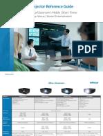 InFocus PRG Datasheet en 18MAY17