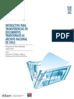 Formulario Transferencias Documentales
