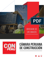 Brochure Construccion