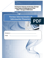 NIIF Documento 2016