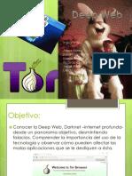 Introducción a la Deep Web.