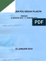 List Pasien Poli Bedah Plastik 8-11 Jan 2018