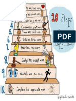 10 steps to hapinness