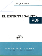 CONGAR, Yves M. - El Espíritu  Santo (1991, 2da. edición), Ed. Herder.pdf
