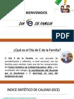 Presentacion Dia e en Familia