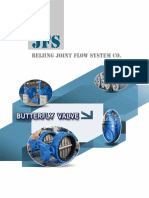 Series 1 - Butterfly Valve 2013