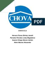 CHOVA SA