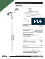 Ficha Técnica Luminaria