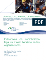 GCE347 2017 Indicadores de Cumplimiento Legal Martín Sanchez