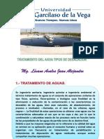 Diapositiva de Tratamiento Del Agua