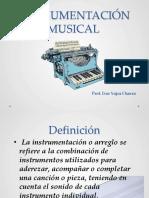 Instrumentación de Bandas (Ppt)