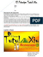 Restaurante, Yucatan