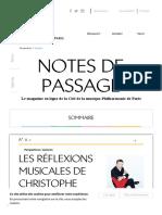 Les réflexions musicales de Christophe Rousset _ Philharmonie de Paris.pdf