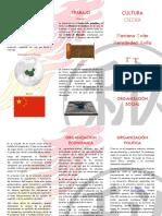 China Triptico