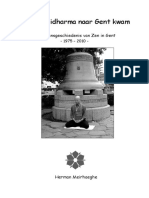 geschiedenis van zen in gent